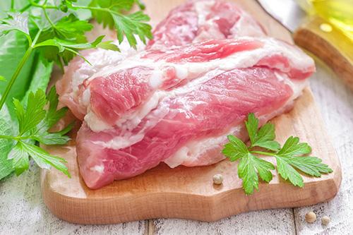 不宜与猪肉搭配的4种食物