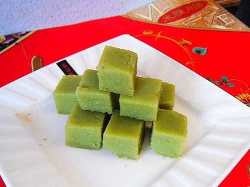 绿豆凉糕的做法 解暑又健康的饭后甜点
