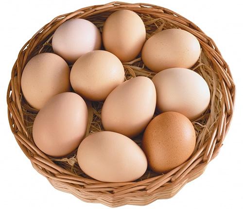 五种不能与鸡蛋同吃的食物