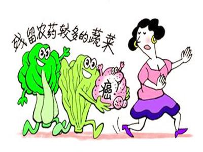 研究称农药残余或导致精子质量下降