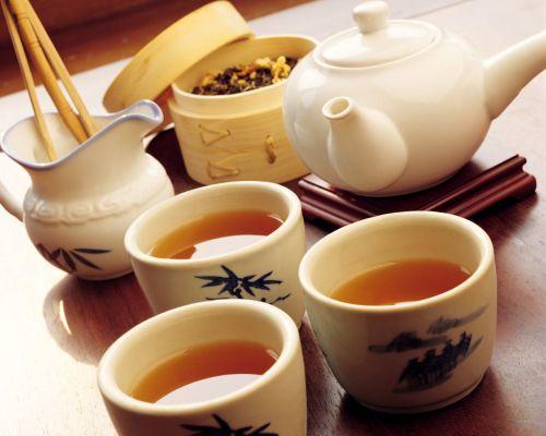 中国的十大名茶