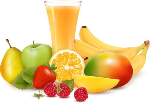 还在用果汁代替水果?营养都被破坏掉了
