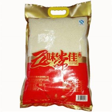 【五常】 稻花香大米 5kg  东北大米 香糯甘甜 包邮