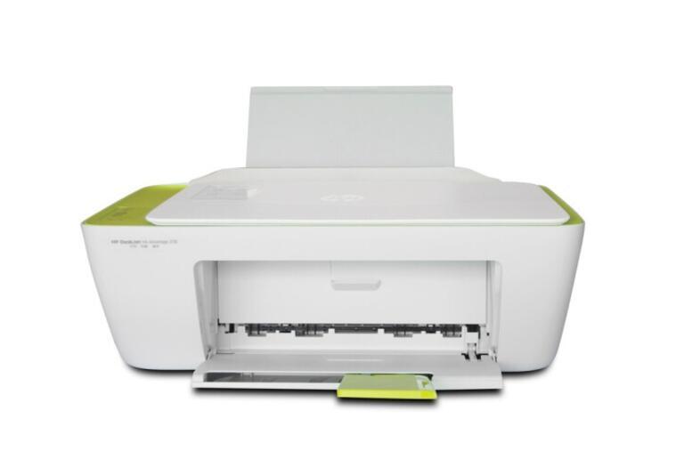 惠普(HP)DeskJet 2138 惠省系列彩色喷墨打印一体机 (打印 扫描 复印)