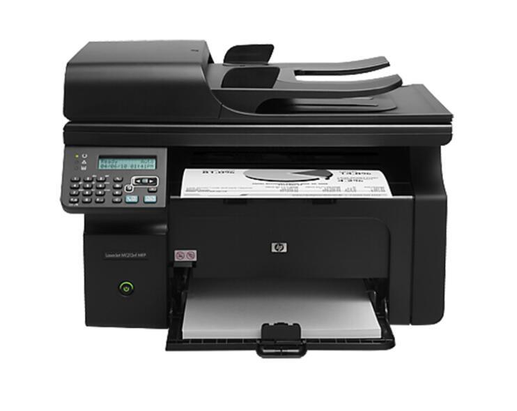 惠普(HP)M1213nf 黑白四合一多功能激光一体机 (打印 复印 扫描 传真)
