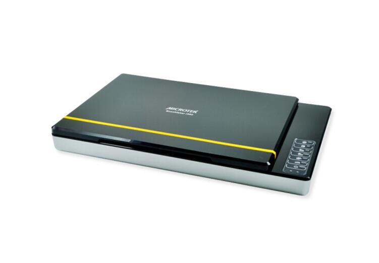 MICROTEK ScanMaker i360 中晶平板式A4轻薄高速扫描仪高清家用文档