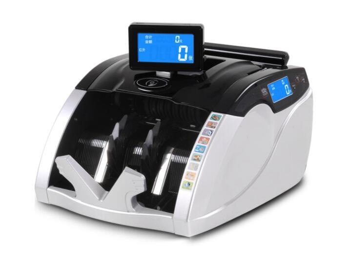 惠朗2680D(B)五磁头十二红外B类智能银行专用点钞机验钞机