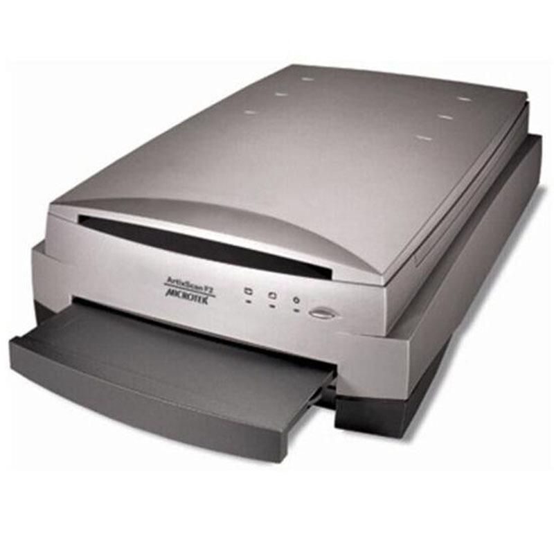 中晶(microtek)ArtixScan F2 高精度专业影像扫描仪A4幅面图文胶片扫描仪