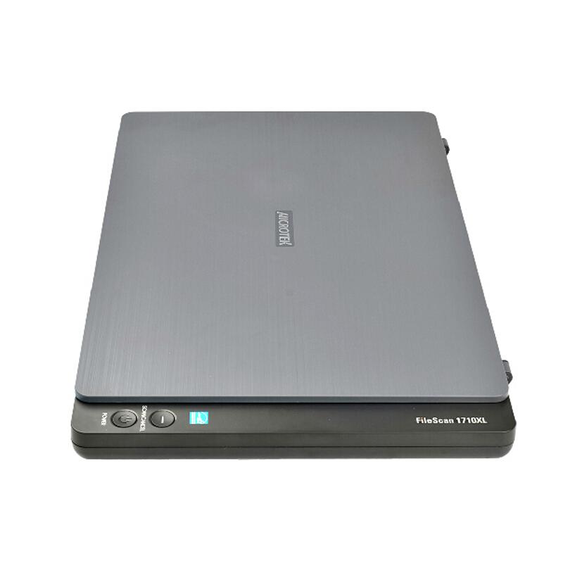 中晶(microtek)FileScan 1710XL 高清彩色扫描仪A3幅面文档书本照片扫描