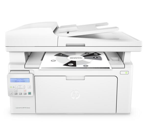 惠普(HP)M132snw激光打印机多功能一体机(打印、复印、扫描) M1136/132a/132nw系列型号