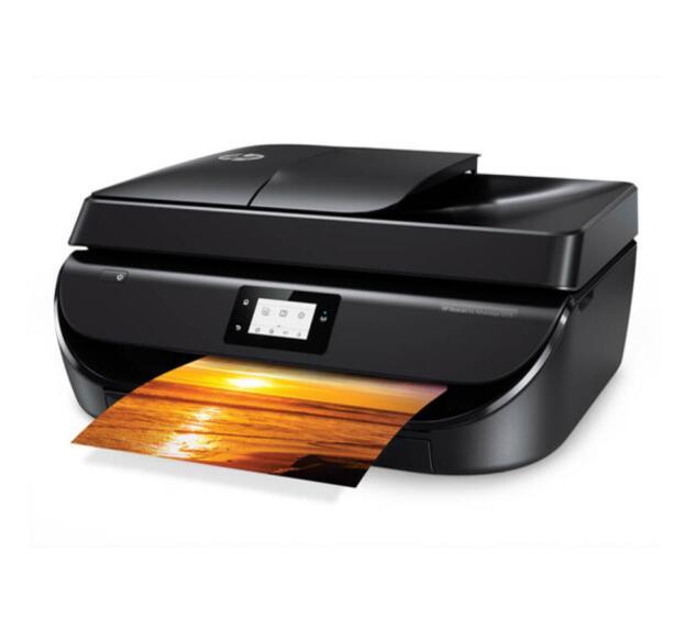 惠普 (HP) DJ 5278 无线传真打印机/一体机 家用,双面打印,扫描,复印,传真,ADF进纸器