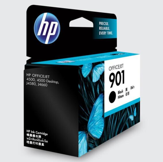 惠普(HP)CC653AA 901号墨盒(适用Officejet J4580 J4660 4500)