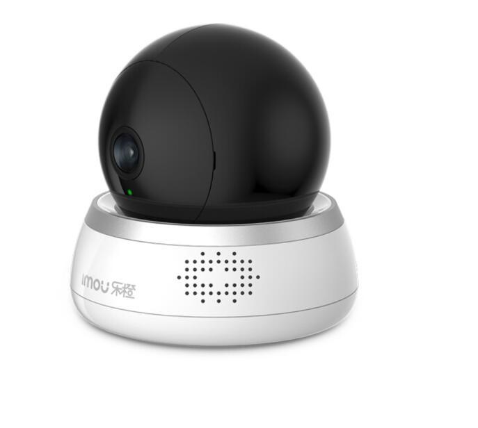 大华乐橙多功能摄像头 TP5 1080P高清摄像 24h多功能自动巡航听声辩位智能追踪无线摄像机