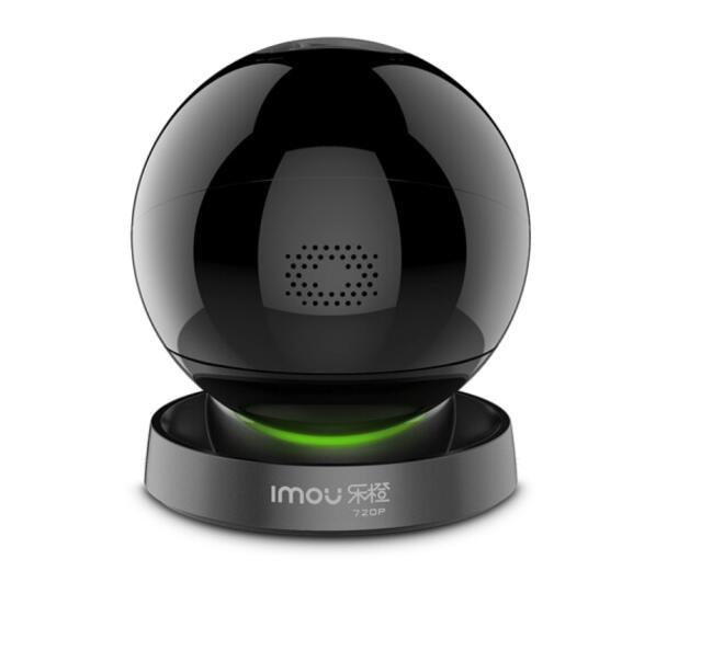 大华乐橙智能云台监控器TP7C 母婴监控 360°全景手机实时查看高清夜视语音对讲摄像机